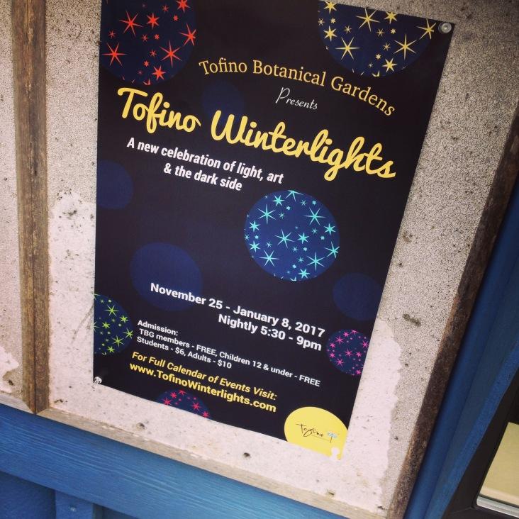 Tofino Winterlights